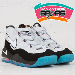 90年代の『NIKE BASKETBALL SHOES』の名作『NIKE AIR MAX UPTEMPO』が復刻!!